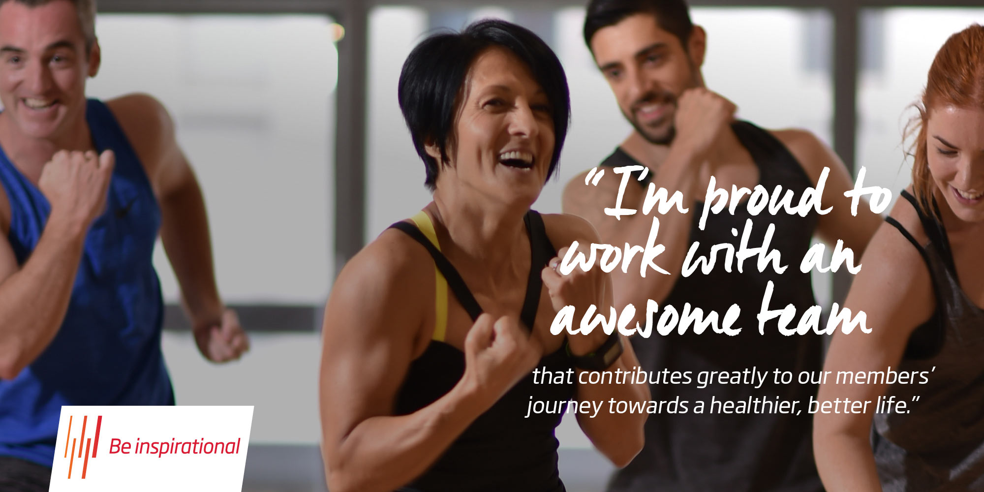 Search Results | Fitness First Careers